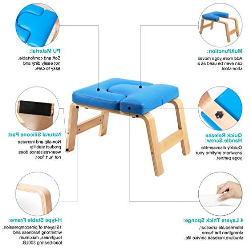 Desire Bench - Chair for - Pads - Relieve Fatigue and