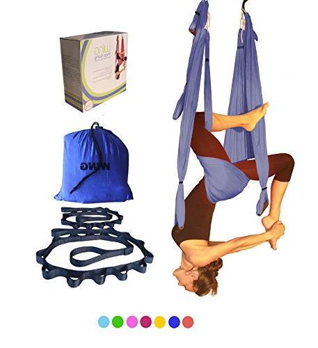 yoga inversion swing