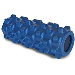 RumbleRoller Massage Foam Roller Compact 12 x 5 - Regular Bl