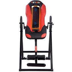 MS034685JAA Merax Vibration Massage & Heat Comfort Inversion