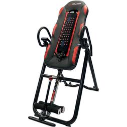 NEW 100% Health Gear Deluxe Inversion Table with Heat and Ma