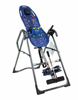New Teeter EP-970 Ltd. Inversion Table Deluxe Ankle Lock Bac