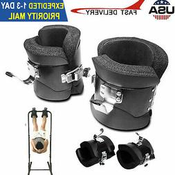 New Fitness 1 Pair Anti Gravity Inversion Boots Therapy Hang