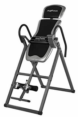 NEW Innova Health and Fitness Heavy Duty Deluxe Inversion Qu