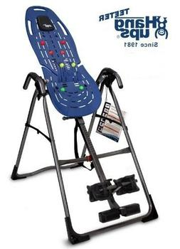NEW NIB TEETER EP-560 Ltd. Inversion Table, Back Pain Relief