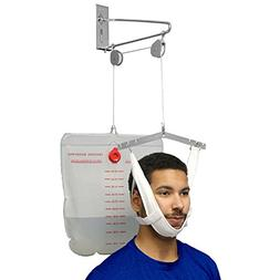OTC Over Door Cervical Traction Kit, Neck Disk Relief, Compl