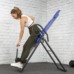 Inversion Therapy Table Back Pain 300 Lb Capacity Locking In