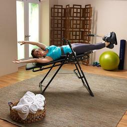 relax the back black inversion table mint