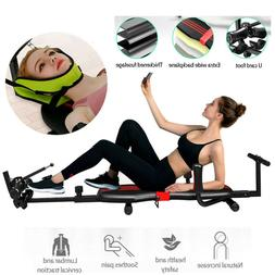 Stamina InLine Back Extension Bench w/Cervical Traction Neck