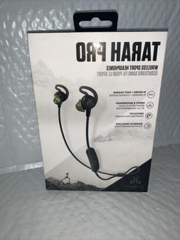 Jaybird Tarah Pro Wireless In-Ear Headphones - Black/Flash