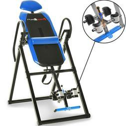 Triple Safety Ankle Locking Inversion Adjustable Steel Table