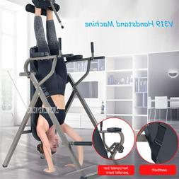 V319 Handstand Machine <font><b>Inversion</b></font> Therapy