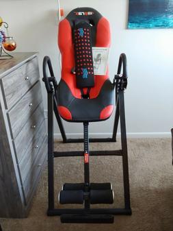vibration massage and heat comfort inversion table